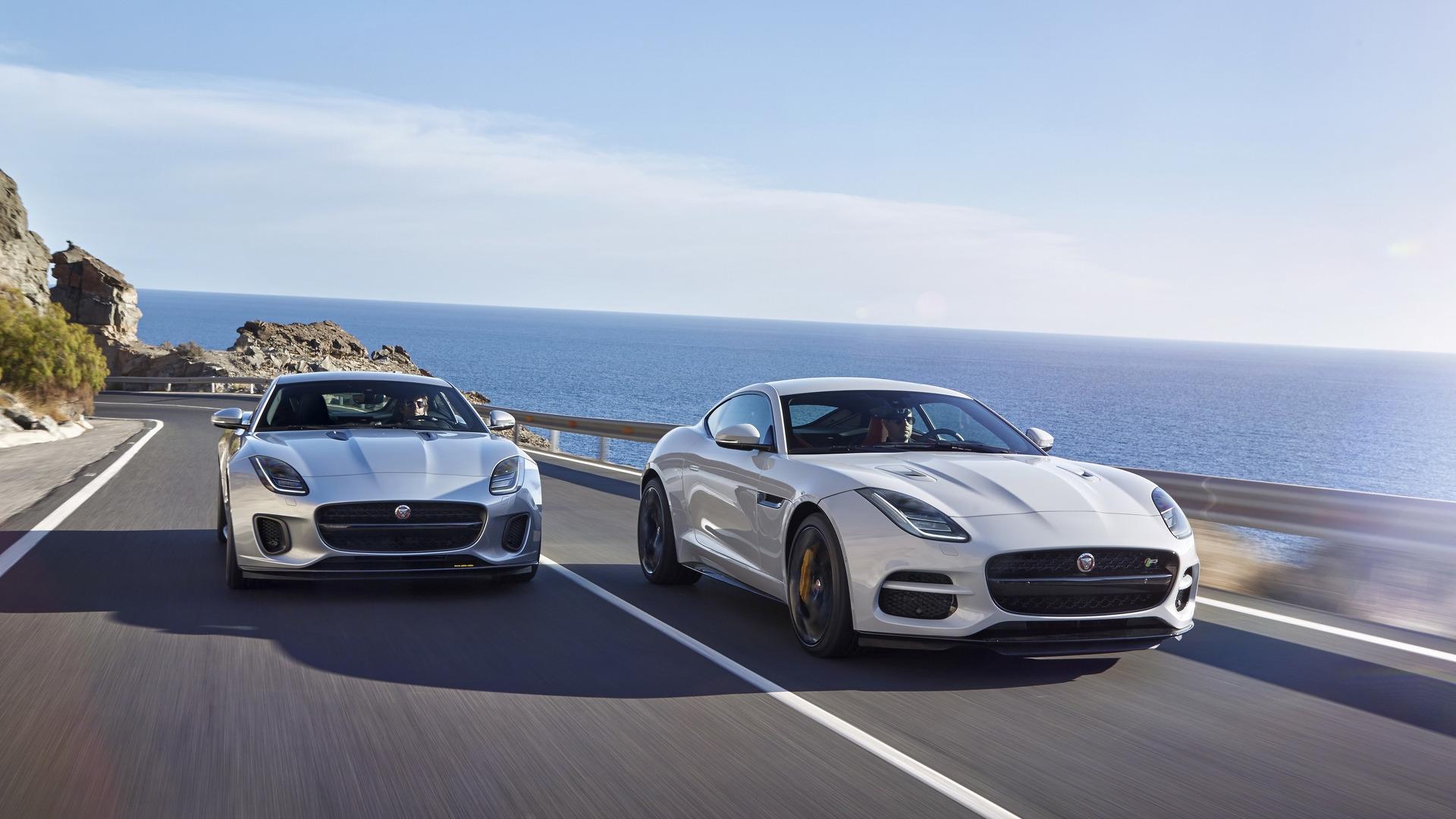 Jaguar F-Type restyling: arriva nel 2020