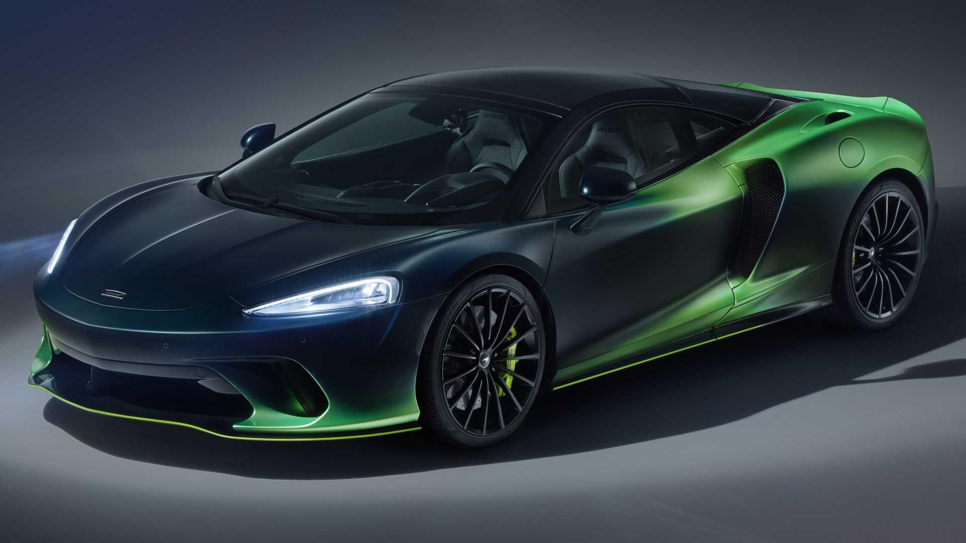McLaren GT Verdant Theme by MSO: speciale ed esclusiva