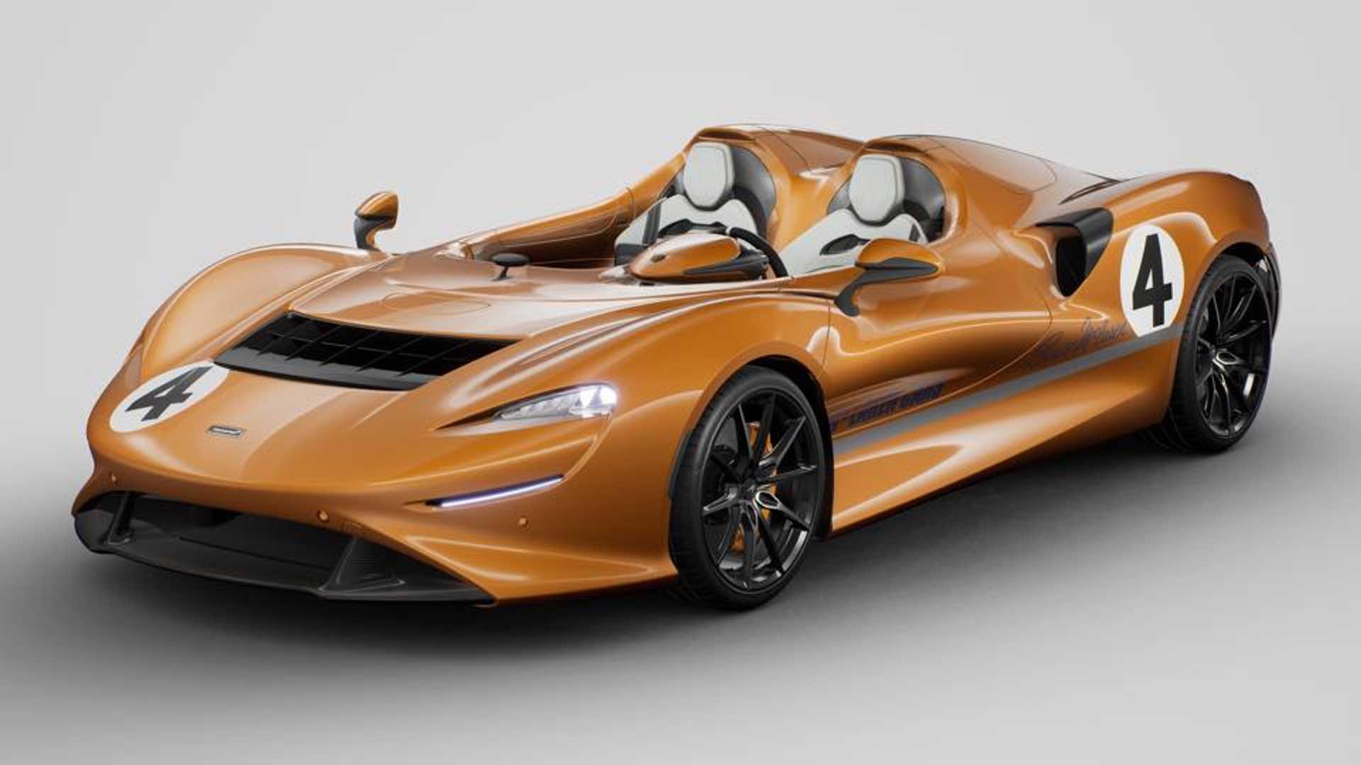 McLaren Elva by MSO: un omaggio alla M6A