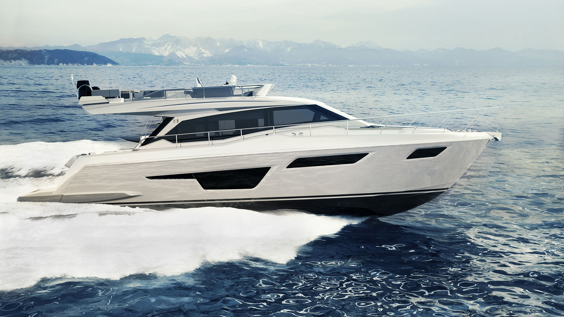 Ferretti Yachts 500: soluzioni raffinate e tanta scelta