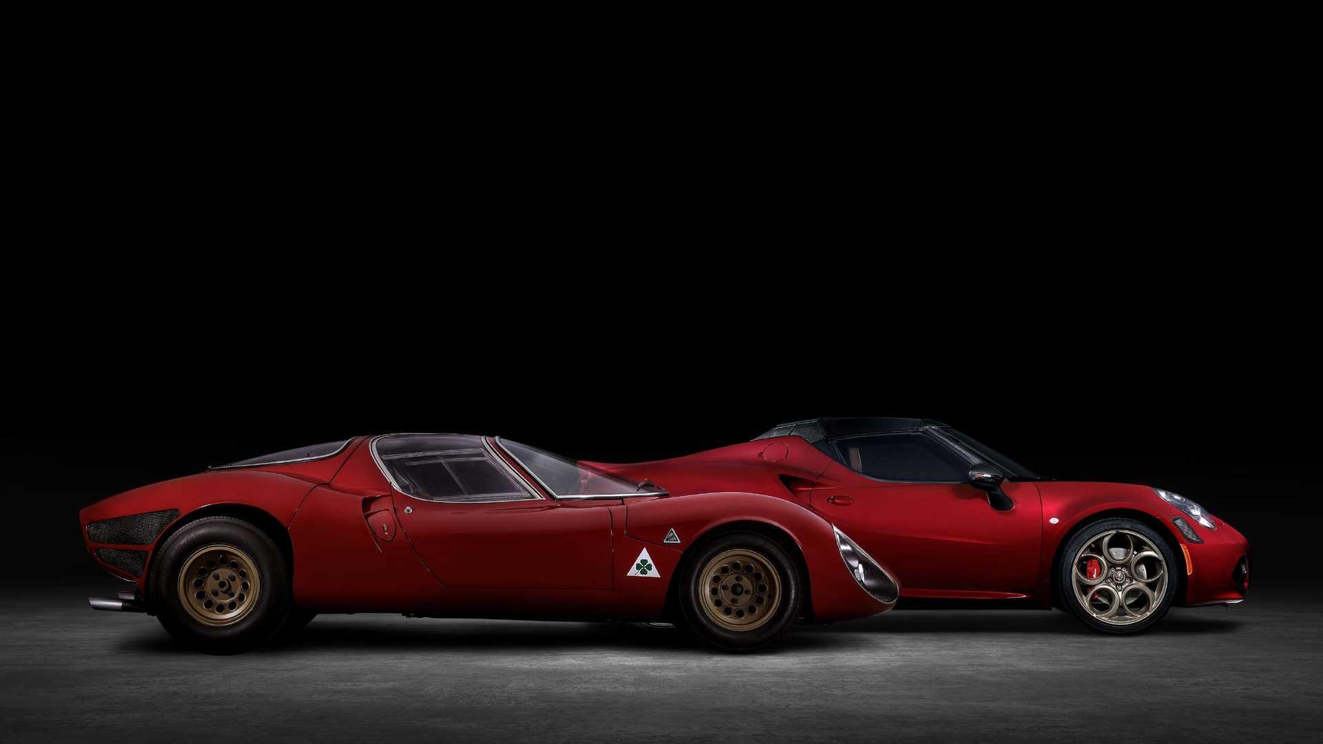 alfa-romeo-4c-spider-33-stradale-tributo